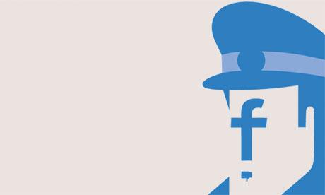 Urmele pe care le lasi pe Facebook pot duce la arestarea ta