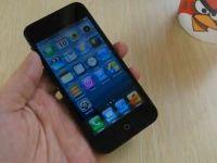 Ai putea jura ca este un iPhone 5, dar in realitate te poti alege cu cea mai mare teapa de pe internet. Ce e acest telefon. VIDEO