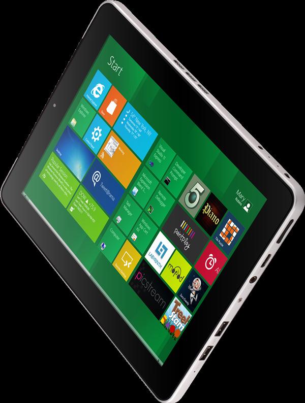 Serioux SW 971TAB, prima tableta romaneasca cu Windows 8 isi face aparitia