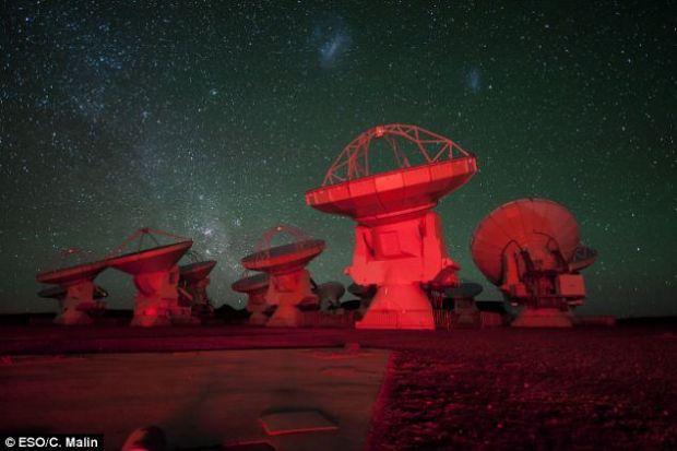 Cel mai mare telescop, unul care valoareaza aproape 1,5 miliarde de dolari, a intrat in serviciu