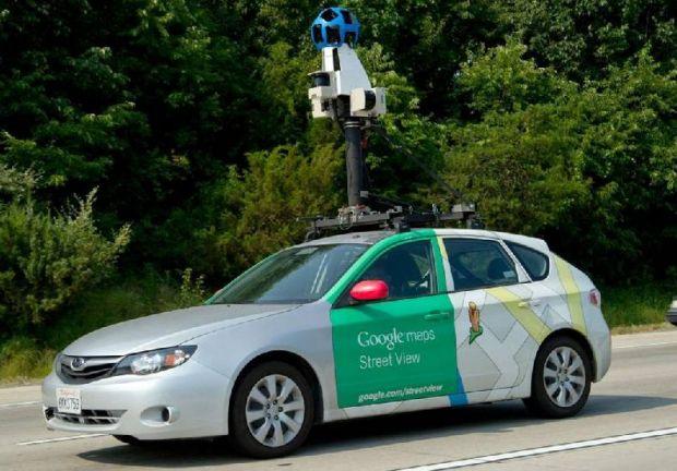 Google, amendata cu 7 milioane de dolari pentru intruziunea in retelele wi-fi private in timp ce lucra la Street View