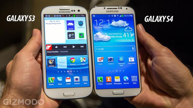 samsung galaxy s4 si s3