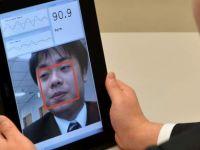 Un telefon inteligent capabil sa masoare pulsul utilizatorului, creat de cercetatorii japonezi