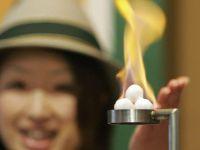 Japonezii au deslusit misterul  ghetii care ia foc , vazuta ca urmatoarea  sursa majora de energie