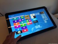 Dell XPS 18, un hibrid desktop-tableta cu Windows 8. Gadgetul perfect pentru nehotarati VIDEO