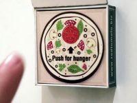 Vrei sa comanzi pizza acasa? Apasa pe magnetul de pe frigider!