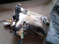 Cum s-a topit un telefon Nexus S pus la incarcat. Marturia unei utilizatoare pentru Mashable. FOTO