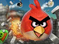 Jocul Angry Birds a dublat veniturile companiei Rovio in 2012
