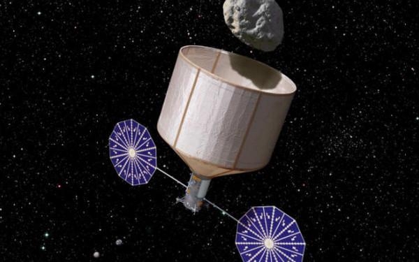 NASA vrea sa captureze un asteroid. Planul de 100 de milioane de dolari