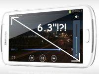 Samsung Galaxy Mega 6.3 specificatiile complete. Inca un gadget telefon-tableta