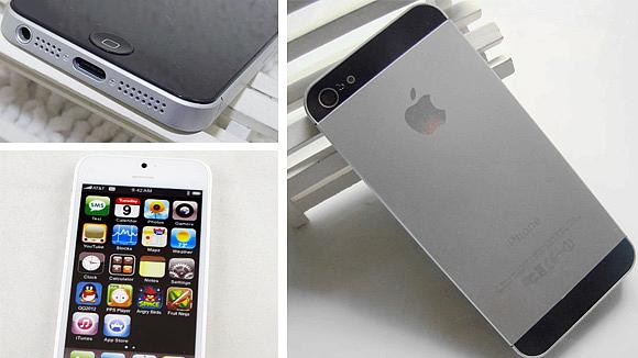 Cum arata iPhone-ul de 5 dolari vandut pe cel mai mare site de achizitii din China