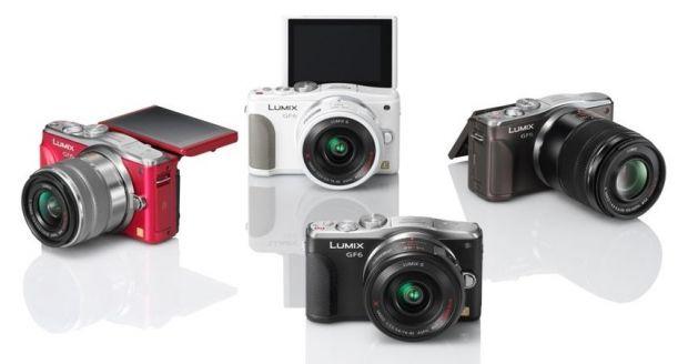 Panasonic LUMIX DMC-GF6, un mirrorless pentru momentele importante