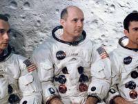 Problema lumeasca in spatiu, in timpul misiunii Apollo 10