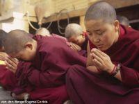Meditatia calugarilor tibetani poate creste temperatura corpului pana la 38 de grade Celsius