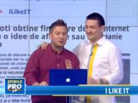 iLikeIT. Pavel Bartos prezinta aplicatia Romanii au talent pentru Android si iOS