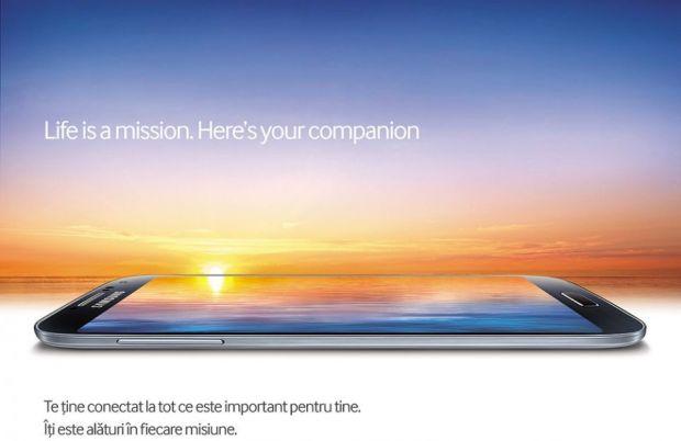 Samsung Galaxy S4, lansare oficiala in Romania. Compania le-a trimis jurnalistilor invitatiile