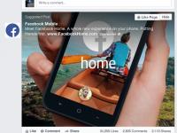 iLikeIT. Noua aplicatie Facebook Home schimba radical felul in care socializam. VIDEO