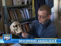Scheletul unui urias preistoric, descoperit in judetul Satu Mare VIDEO