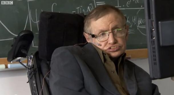 Discursul controversat al lui Stephen Hawking:  Stiti cu ce se ocupa Dumnezeu inainte de om?