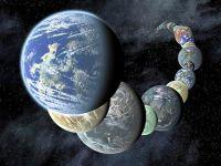 Viata a aparut pe Pamant inainte de formarea planetei