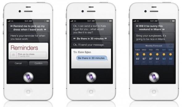 Apple tine minte tot ce-i spui lui Siri timp de 2 ani