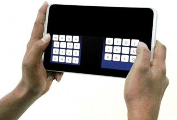 Prima tableta cu tastatura fizica