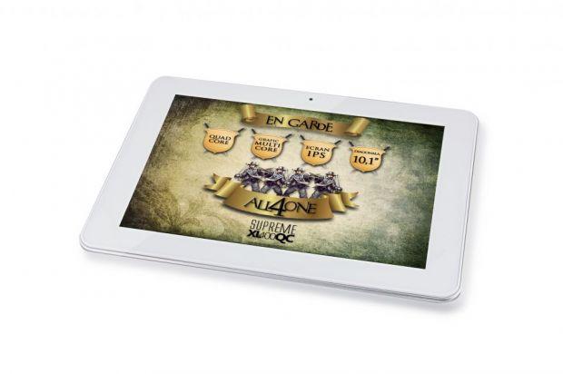 E-Boda a lansat prima tableta quad-core romaneasca. A fost adusa de cavaleri si de domnite