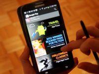 Samsung Galaxy Note III, in imagini aparute pe net? Cat de mare e ecranul