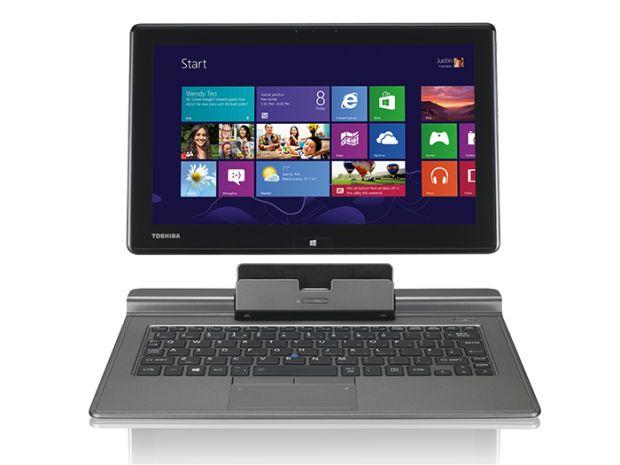 Toshiba Portégé Z10t, tableta/laptop cu ecran touch