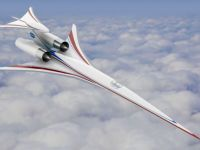Noul avion supersonic, urmasul lui Concorde, este creat de Boeing si testat de NASA