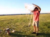 Insetatii primesc ajutor de la drone. Cu ajutorul lor, berea va ajunge in cele mai aglomerate zone VIDEO