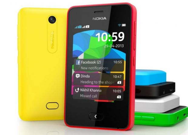 Nokia Asha 501. Finlandezii lanseaza trendul smartphone-urilor sub 100 de dolari