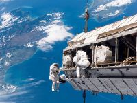 Alerta pe Statia Spatiala Internationala. O  anomalie foarte grava  pune in pericol misiunea