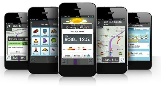 Facebook si Apple se bat pe Waze, un nou soft de navigatie