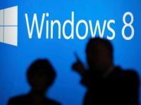Sistemul de operare Windows 8 s-a vandut in peste 100 de milioane de copii dar este folosit pe mai putine calculatoare