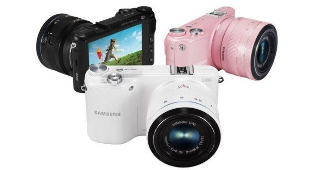 SMART Camera NX2000, un aparat foto elegant si compact. GALERIE FOTO