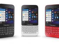 BlackBerry Q5, un telefon QWERTY accesibil, lansat de canadieni