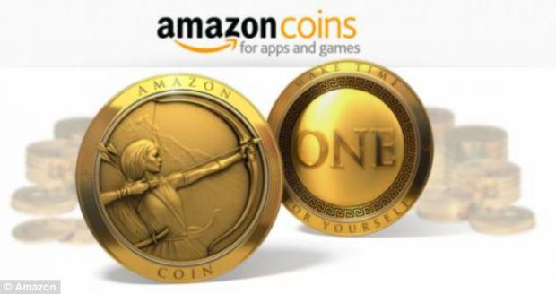 Amazon si-a lansat moneda proprie