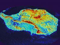 Viteza topirii ghetii de la Polul Sud, de 10 ori mai mare decat in urma cu 600 de ani