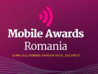 Cele mai bune aplicatii de mobil din Romania. Premiile Mobile Awards Romania 2013