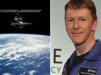 Primul astronaut britanic se pregateste sa ajunga pe Statia Spatiala Internationala
