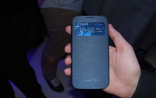 Cel mai scump Galaxy S4 din lume. Ce are in plus telefonul de 2.000 de euro