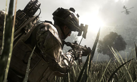 Call of Duty Ghosts, noul joc de la Activision, a fost prezentat la lansarea Xbox One