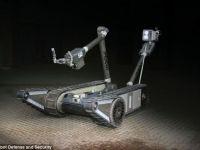 Brazilienii investesc milioane de dolari in roboti pentru ca Jocurile Olimpice de Vara din 2016 sa fie cat mai in siguranta VIDEO