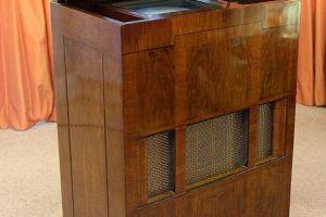 Primul televizor fabricat in Marea Britanie este inca functional