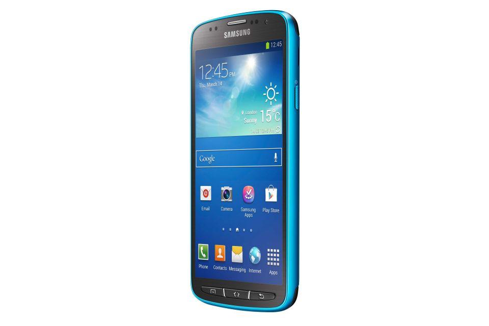 Samsung Galaxy S4 Active. Un smartphone rezistent, pentru pasionatii de aventura GALERIE FOTO