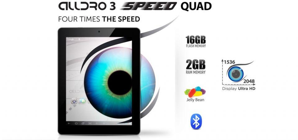 REVIEW Allview Alldro 3 Speed Quad
