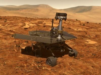 Robotul Opportunity a gasit dovada ca pe Marte ar fi existat viata. NASA:  De 10 ani asteptam asta