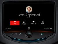 iOS 7 va fi integrat si in masini. 11 marci auto au acceptat deja colaborarea
