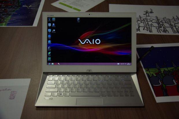 Sony VAIO Duo 13. Noul hibrid Ultrabook - tableta a ajuns in tara noastra